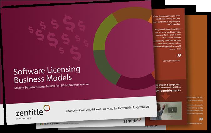 Software Licensing Models - Business Models to License Software
