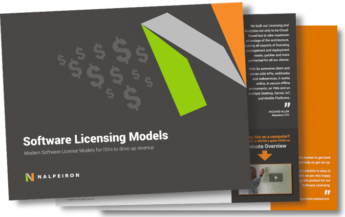 Software Licensing Models Business Models To License Software