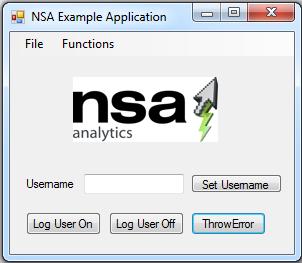 nsa app